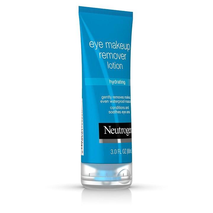 Tẩy Trang Mắt Neutrogena Hydrating Eye Makeup Remover Lotion (88ml) - 100% Authentic