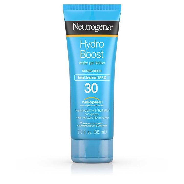 kem chống nắng Neutrogena Hydro Boost Water Gel