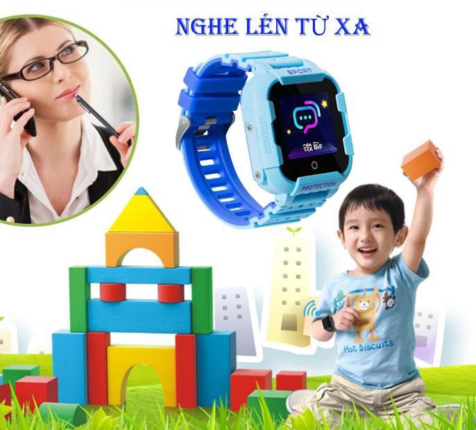 đồng hồ định vị nghe lén wonlex kt03