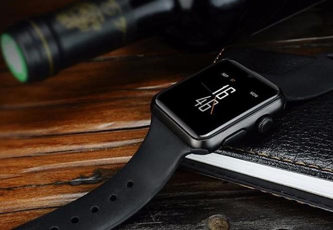 đồng hồ thông minh dm09 trắng
