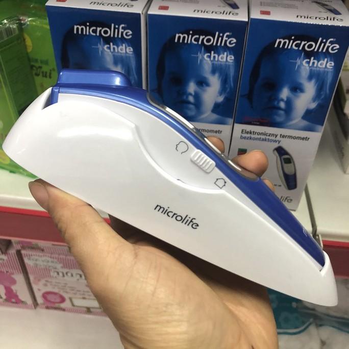 Nhiệt kế hồng ngoại đo trán Microlife NC100