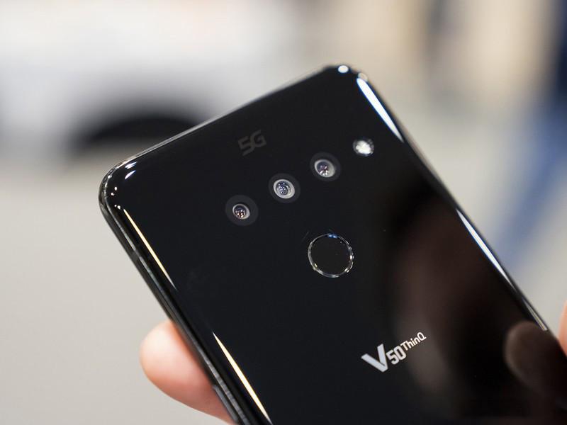 Âm thanh của điện thoại của điện thoại LG V50 ThinQ chính hãng