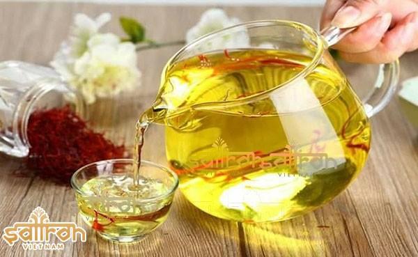 Nhụy hoa nghệ tây Saffron thực phẩm vàng cho sức khỏe
