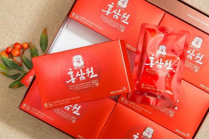 Thức uống truyền thống của người Hàn Quốc