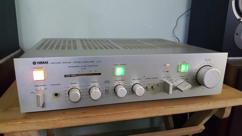 Ampli 5.1 dts - Ampli stereo - Đầu MD làm DAC - Đầu CDP - Sub woofer v.v.... - 2