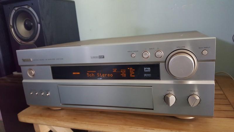 Ampli 5.1 dts - Ampli stereo - Đầu MD làm DAC - Đầu CDP - Sub woofer v.v.... - 15