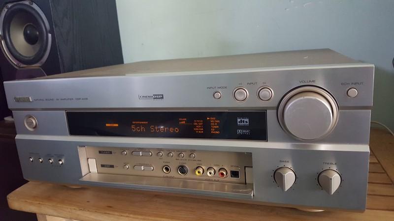 Ampli 5.1 dts - Ampli stereo - Đầu MD làm DAC - Đầu CDP - Sub woofer v.v.... - 16