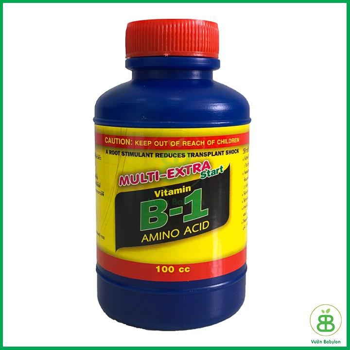Vitamin b1 Thái Lan 100ml amino acid