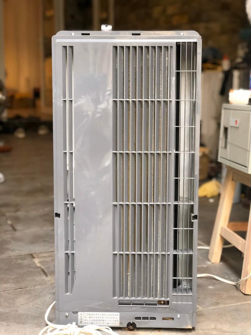 Máy lạnh mini, máy di động, máy lạnh cửa sổ, nội nhậtToyotomi TIW-A16K - 1