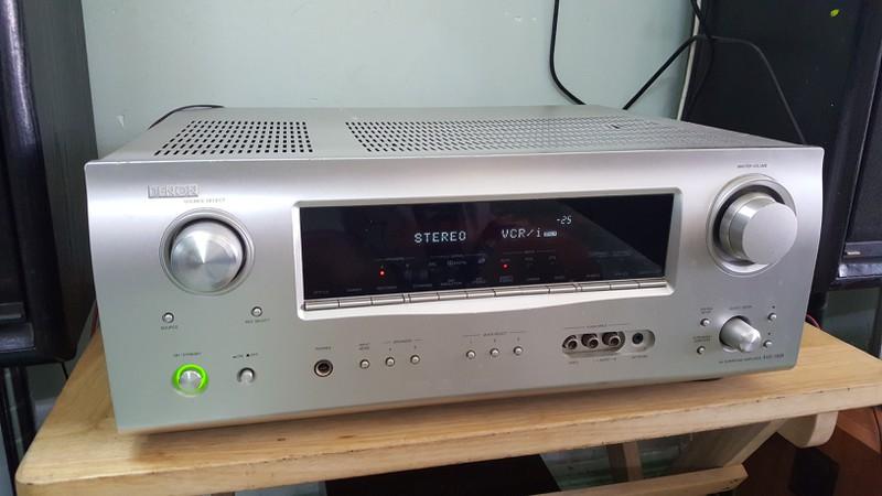 Ampli 5.1 dts - Ampli stereo - Đầu MD làm DAC - Đầu CDP - Sub woofer v.v.... - 11
