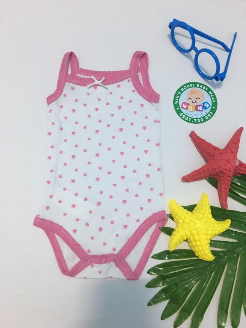 BodySuit sat nach danh cho be gai hoa tiet cuc dang yeu BS013