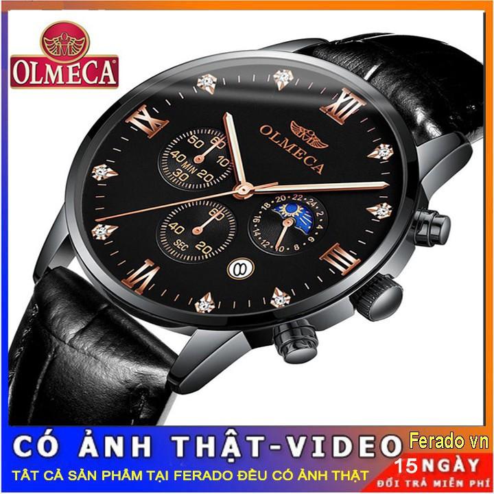 đồng hồ OLMECA