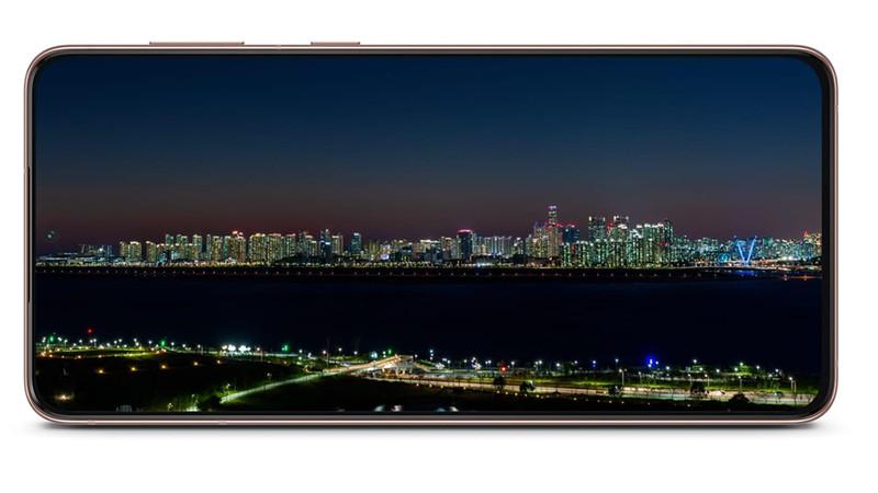 mạng 5G Samsung Galaxy S21 Plus