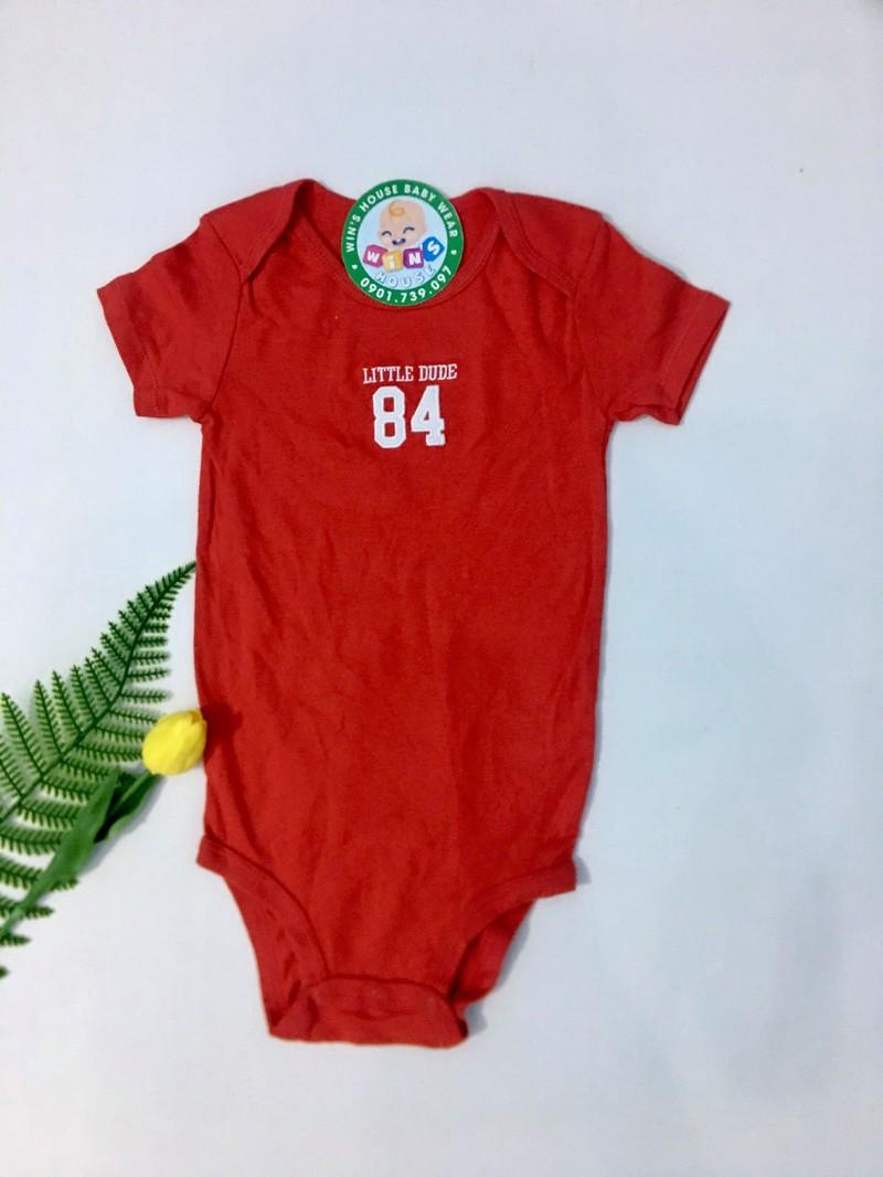 Bo BodySuit hoa tiet thoi trang dang yeu xinh xan danh cho Be BS070