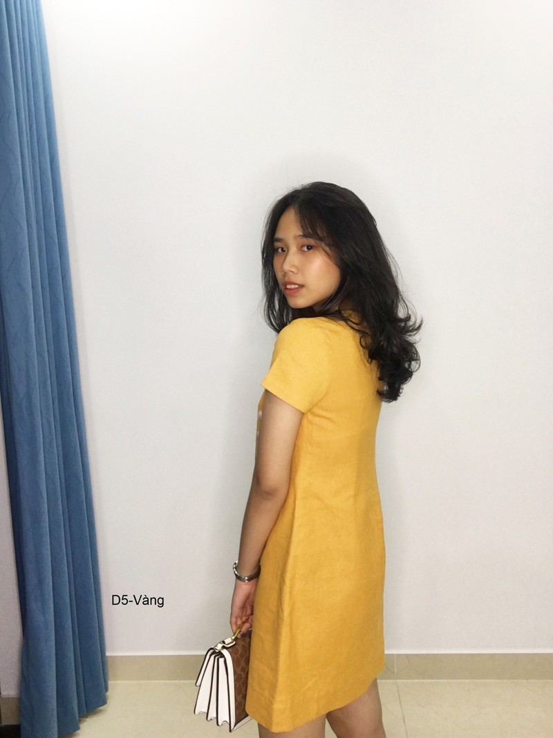 Dam suong theu hoa D5Vang