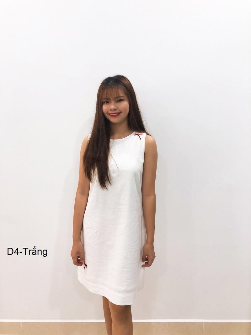 Dam suong 2 lop theu chuon chuon D4Trang