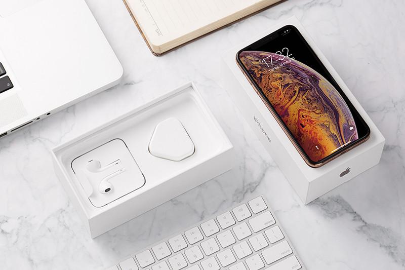 Điểm Antutu Benchmark iPhone Xs Max