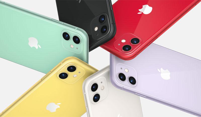 Điện thoại iPhone 11 128GB | Ảnh selfie bằng camera trước