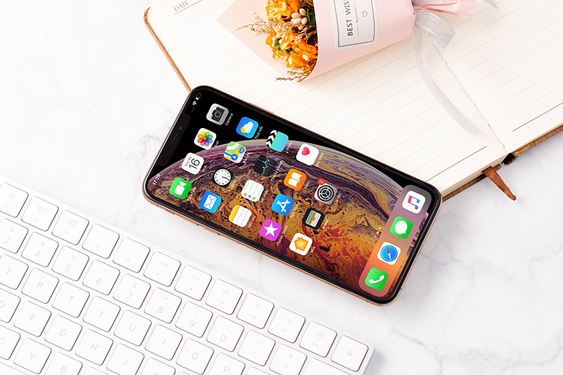 Camera sau điện thoại iPhone Xs Max chính hãng