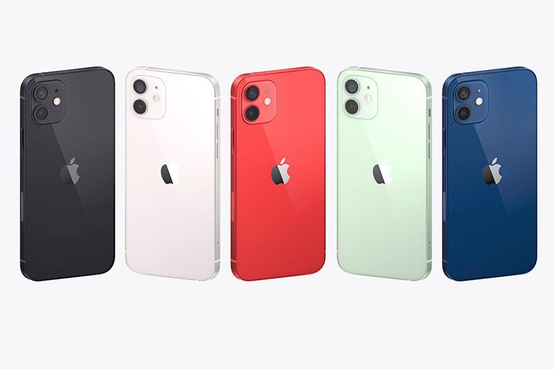 Thiết kế trong vuông vắn hơn | iPhone 12
