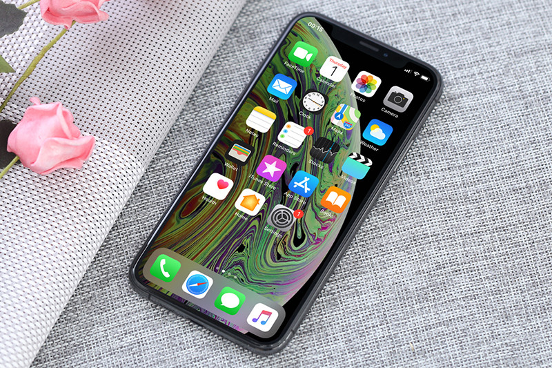Thiết kế điện thoại iPhone Xs chính hãng