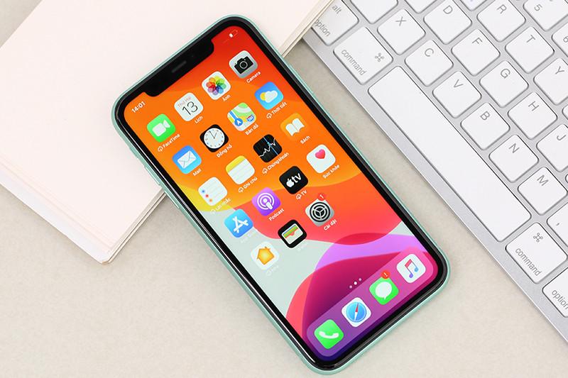 Điện thoại iPhone 11 128GB | Thời lượng pin dài