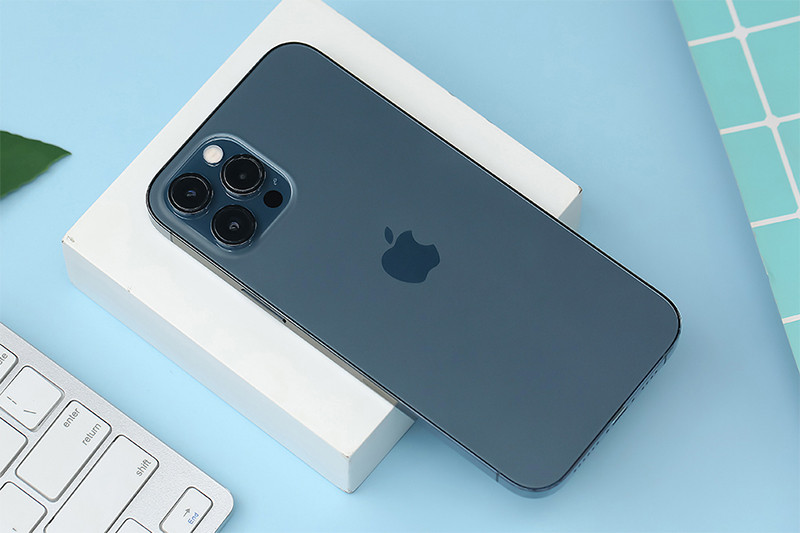 Giao diện camera | iPhone 12 Pro Max