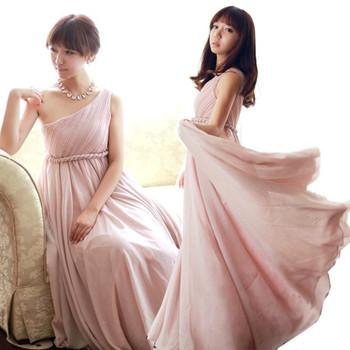 Váy Đẹp Sài Gòn - ĐẦM DẠ HỘI LỆCH VAI CAO CẤP