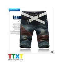 quần jeans lửng nam korea Mã: NL0148
