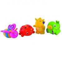 Sunshouse -  Bộ đồ chơi 4 con hình các con vật trong vườn - 2997