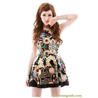 Váy đầm dự tiệc MS 358