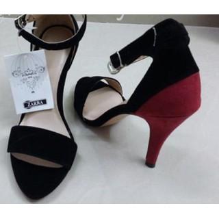 Giày cao gót quai mảnh nữ tính