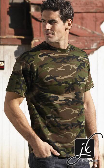 jk shop ao thun hoa tiet camo ran ri 1m4G3 939anvasdasdilcamouflagegreencataloglarge25 1 Đâu mới là kiểu mẫu áo thun nam phù hợp cho ngoại hình bạn