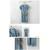 Kutelalashop - đầm jeans 58230