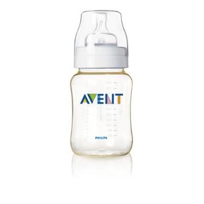 Bình sữa Avent nhựa PES - 240ml