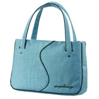 Simplecarry - Túi xách Milca màu Xanh Dương