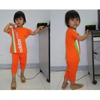 Bộ Đồ thun Adidas dành cho bé giái 9 – 12 Tuổi Giá 60,000 VND