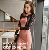 Đầm nữ Kio D575