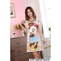 Đầm ngủ Mickey đáng yêu DT31