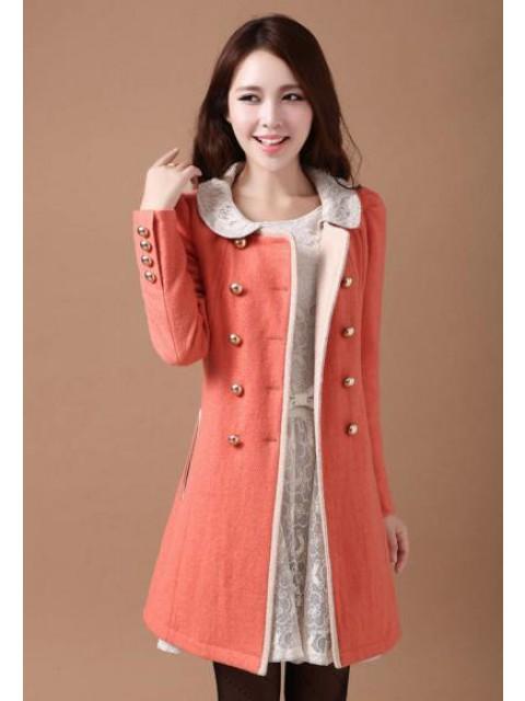 12827 dt2012101722404292 03 phong cách áo khoác nữ sẽ làm cho chị em gái thích mê