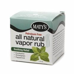 Dầu xoa ấm ngực cho bé 100% tự nhiên hương bạc hà Maty's PONY 17