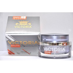 Kem cao cấp Victoria dưỡng da trị Nám - Mụn - tái tạo da UV40  - HX834