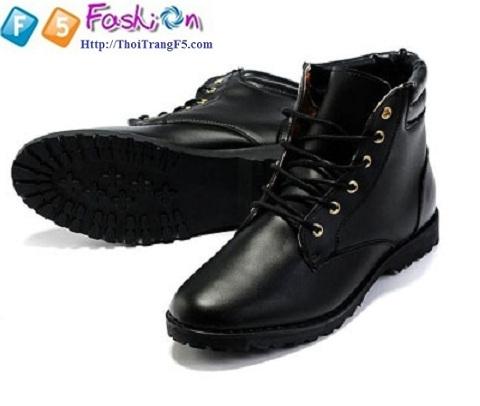 giay nam han quoc tl12 1m4G3 giay den 3 1 1 Làm thế nào để lựa chọn được đôi giày nam lí tưởng?
