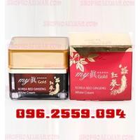 Kem dưỡng da ban ngày hồng sâm My Gold white cream - HX036
