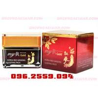 hx036b-kem dưỡng da hồng sâm mygold đỏ ban đêm