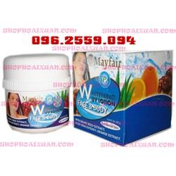 hx044-kem dưỡng trắng da toàn thân mayfair trái cây