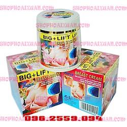 kem nở ngực big lif up USA giúp nâng và săn chắc ngực - HX096