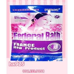 Sữa non tắm trắng PUROZ Federal Bath pháp - HX295
