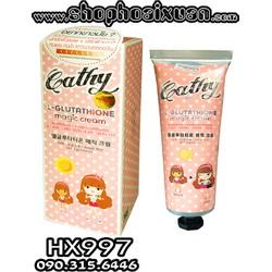 kem dưỡng trắng và che khuyết điểm CATHY L-GLUTATHIONE MAGIC - HX997