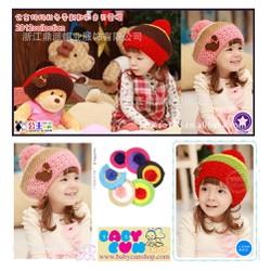 Mũ len nhiều màu